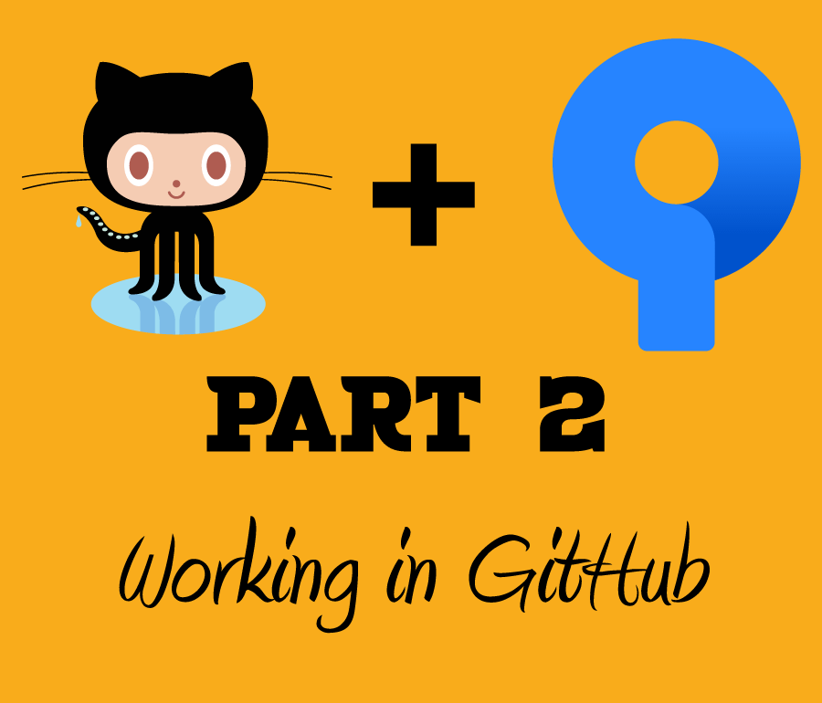 The Git and SourceTree beginner's guide to contributing to open-source projects in GitHub - Part 2 - Working in GitHub