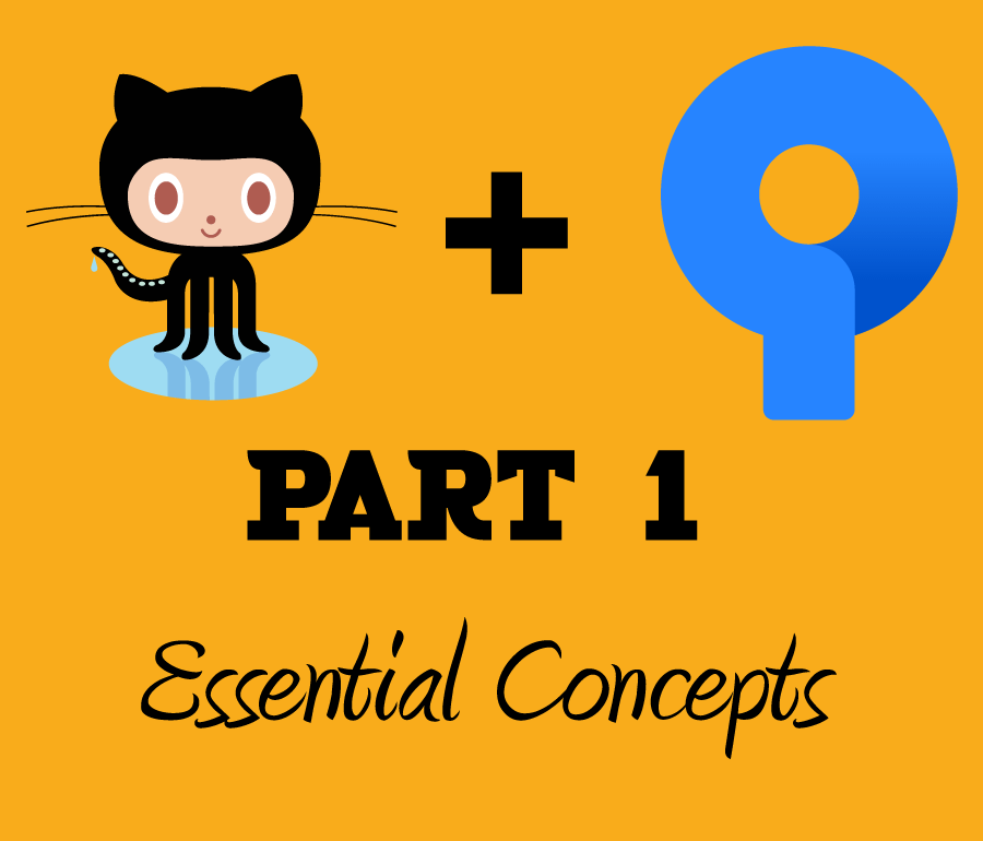 The Git and SourceTree beginner's guide to contributing to open-source projects in GitHub - Part 1 - Essential concepts