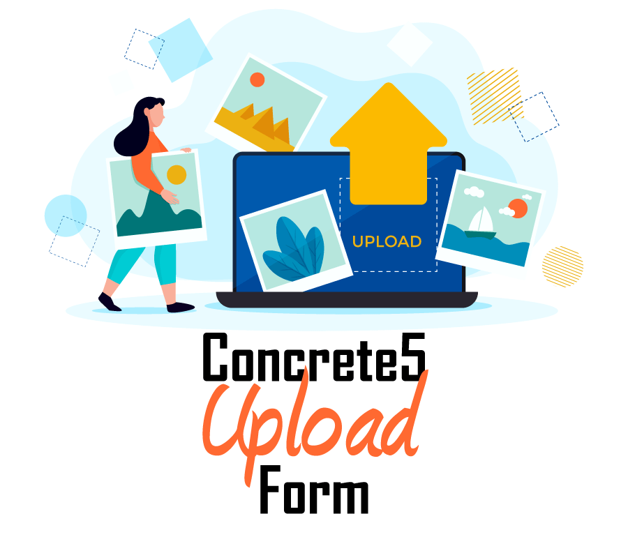 Let unregistered users upload files to your Concrete5 website